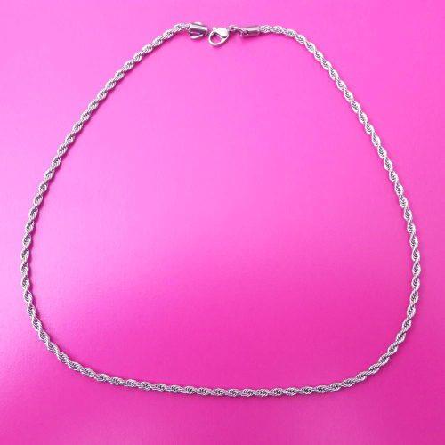 زنجیر طنابی استیل