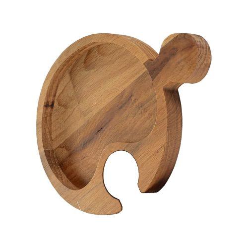 اردوخوری چوبی مدل پازل تکی