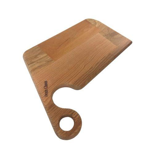 تخته گوشت (تخته کار) چوبی مدل جاناتان