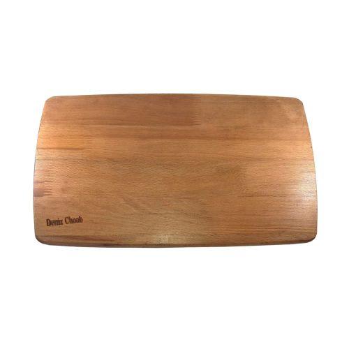 تخته گوشت (تخته کار) چوبی مدل الیا