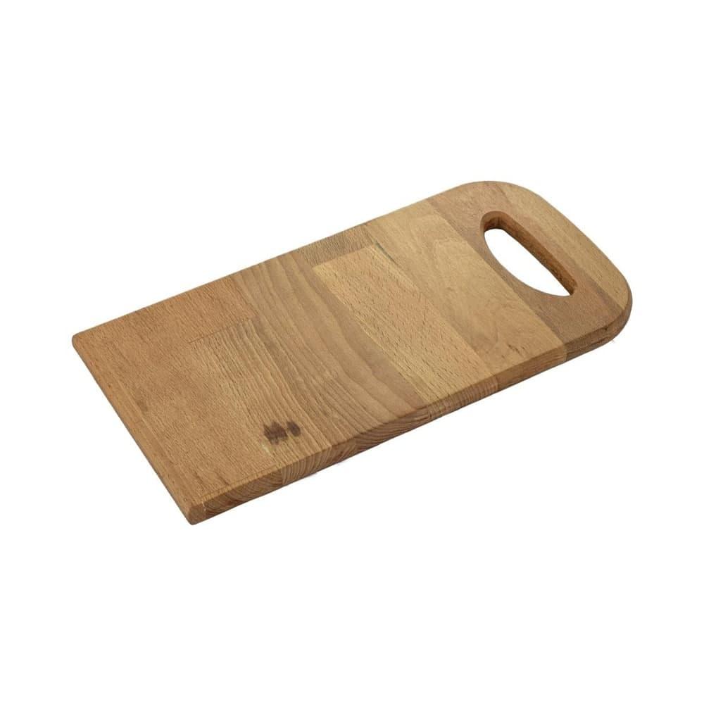 تخته گوشت (تخته کار) چوبی دسته دار مدل ایپک